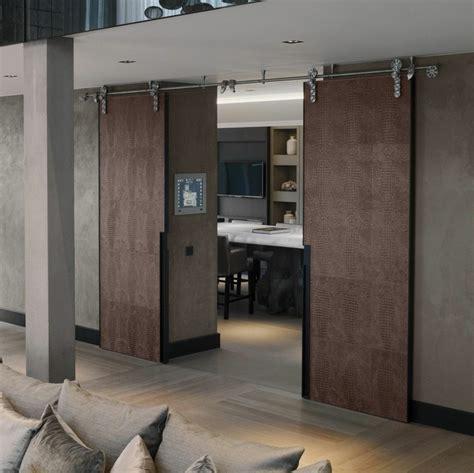puerta corredera  modelos   espacio funcional