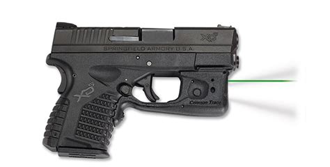 springfield xds light crimson trace light laser combos for g42 43 xd s the