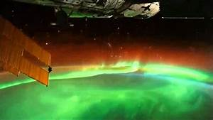 Planet Earth AURORA BOREALIS seen from space - Vangelis ...