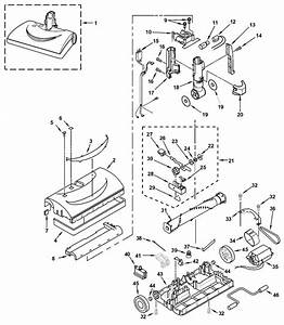 Panasonic Mc Cg917 Parts Diagram