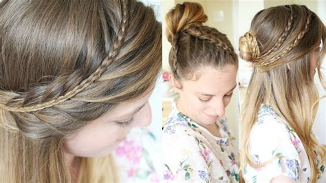 Hairstyle Ideas by 4 Back To School Hairstyles 2017 4 Braided Hairstyle