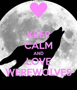 I love werewolves stories...they are my favorite amongst ...