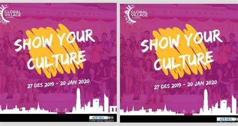 AIESEC UPNVY Mengadakan Festival Kebudayaan Global Village ...