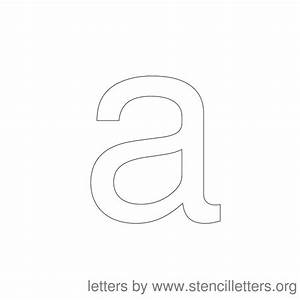 Stencil letters lowercase large stencil letters org for Lowercase letter stencils