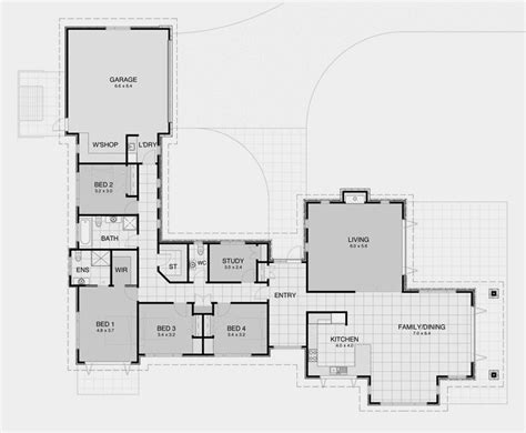 modern 4 bedroom house plans uk david reid homes heritage 3 specifications house plans 927   0885380a23d23f8059f758dc25b94111