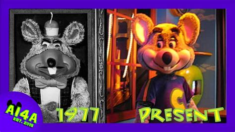 History of Chuck E. Cheese's voice! - YouTube