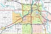 Grand Rapids Maps | Michigan, U.S. | Maps of Grand Rapids