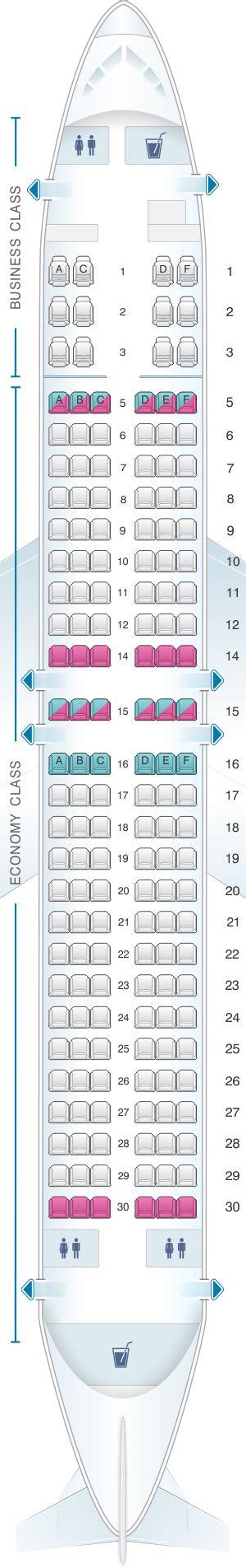 boeing 737 plan sieges plan de cabine silkair boeing b737 800 seatmaestro fr