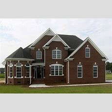Main Floor Master Raleigh Home Plan  Stanton Homes