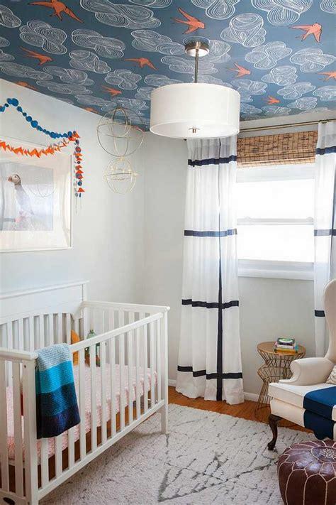 idée peinture chambre bébé garçon idée peinture vive et 15 suggestions pour l