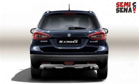Gambar Mobil Suzuki Sx4 S Cross by Harga Suzuki Sx4 S Cross Review Spesifikasi Gambar