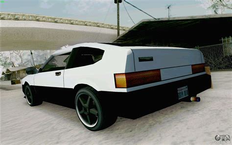 Blista Compact Type R For Gta San Andreas
