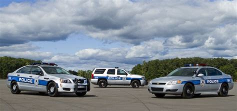 chevy police vehicles stand   latest michigan state