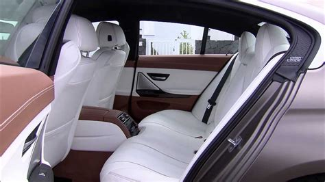 gorgeous interiour  bmw  gran coupe individual