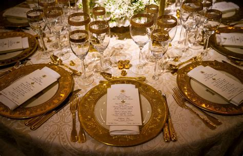 trump state china dinner dining room visit administration melania monday chance stamp put npr credit getty