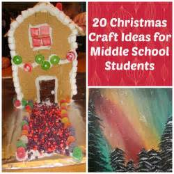 middle school christmas crafts special day celebrations
