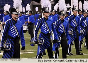 Blue devils 2015 dci performance