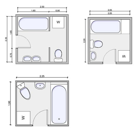 how to design a bathroom floor plan types of bathrooms and layouts
