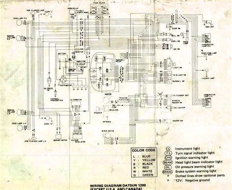 wiring diagram for nissan 1400 bakkie 8 nissan nissan and cars