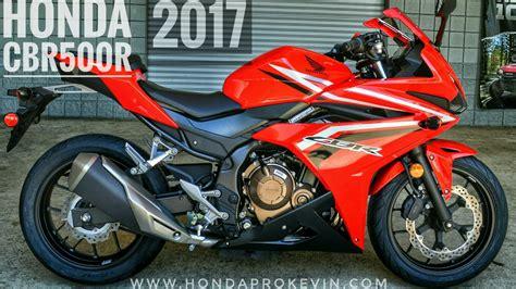 Honda Cbr500r Modification by 2017 Honda Cbr500r Sport Bike Cbr Motorcycle Walk Around