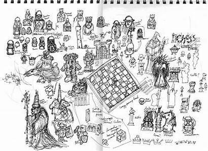 Chess Printable Deviantart Billiambabble