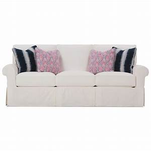rowe easton casual queen sleeper sofa with slipcover With rowe sofa bed
