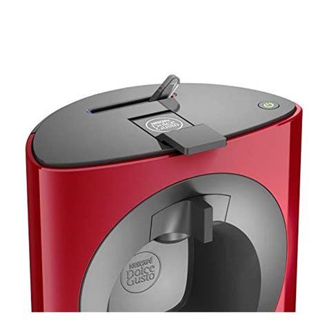 Video of the nescafé dolce gusto coffee machine jovia. Krups Nescaf Dolce Gusto Oblo Manual Coffee Machine Red ...