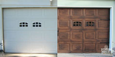 how to paint a garage door how to paint a garage door in 7 simple steps