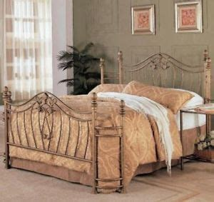 Footboards Only by Size Headboard And Footboard Set Only Antique Gold