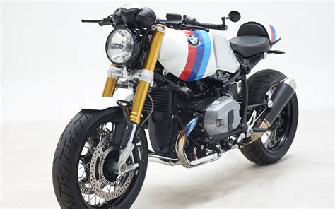 Bmw R Nine T 4k Wallpapers by Bmw R Nine T Cafe Racer Wallpapers 2880x1800 388580