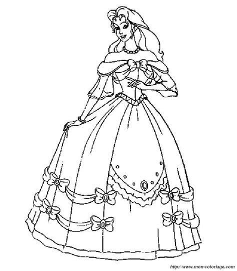 barbie wedding dress coloring pages  getcoloringscom