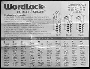 using a wordlock luggage lock review murray on travel With 4 letter word lock