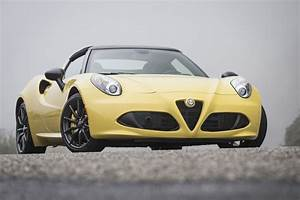 Alfa Romeo Spider : 2019 alfa romeo 4c spider gets cruise control as standard coupe discontinued autoevolution ~ Maxctalentgroup.com Avis de Voitures