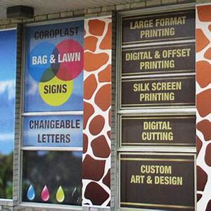 sierra graphics ltd With yard signs with changeable letters