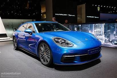 Porsche Panamera Sport Turismo Autoevolution Geneva Leipzig