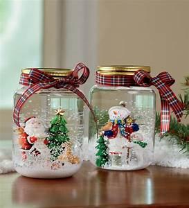 Décoration De Noel à Fabriquer En Bois : la d co de no l faire soi m me 40 belles id es ~ Voncanada.com Idées de Décoration