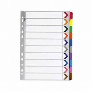index tab dividers peninsular office supplies With document dividers tabs