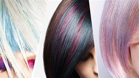pastel hair color suits