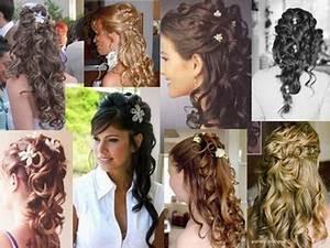 Chignon Demoiselle D Honneur Mariage : coiffure demoiselle d honneur mariage ~ Melissatoandfro.com Idées de Décoration