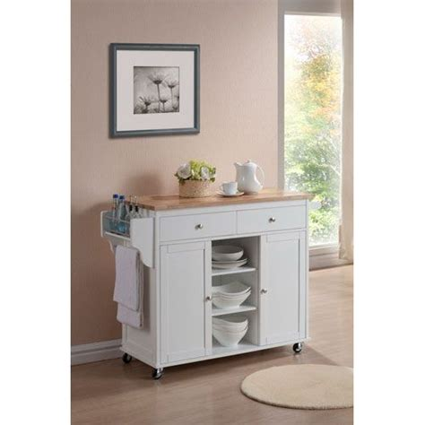 meryland white modern kitchen island cart 25 best ideas about modern utility carts on 9742