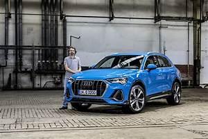 Nouveau Q3 Audi : audi q3 2018 premi res impressions bord du nouveau q3 photo 1 l 39 argus ~ Medecine-chirurgie-esthetiques.com Avis de Voitures