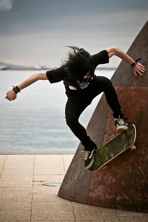 skater boy  lisa kenny redbubble