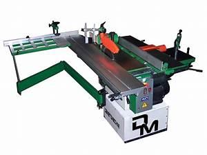 D2m Machine A Bois : combinee discovery super avec chariot de coupe d2m ~ Dailycaller-alerts.com Idées de Décoration