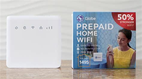wifi home globe prepaid home wifi review gadgetmatch
