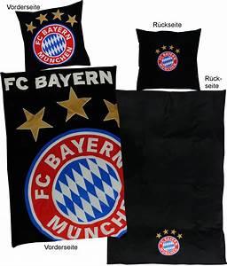 Fc Bayern Bettwäsche : fc bayern bettw sche glow in the dark 135x200cm ~ Watch28wear.com Haus und Dekorationen