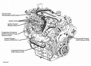 1999 Pontiac Montana Crankshaft Sensor
