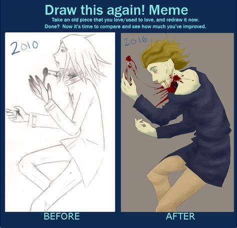 Suicide Memes - suicide ambition redraw meme by capricious spider on deviantart