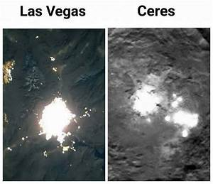 Proof of Extraterrestrial Life on Ceres: New Shocking ...