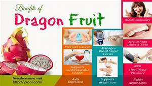 10 advantages of dragon fruit for your health