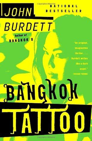 bangkok tattoo sonchai jitpleecheep   john burdett reviews discussion bookclubs lists